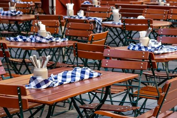 The best beer gardens in Germany