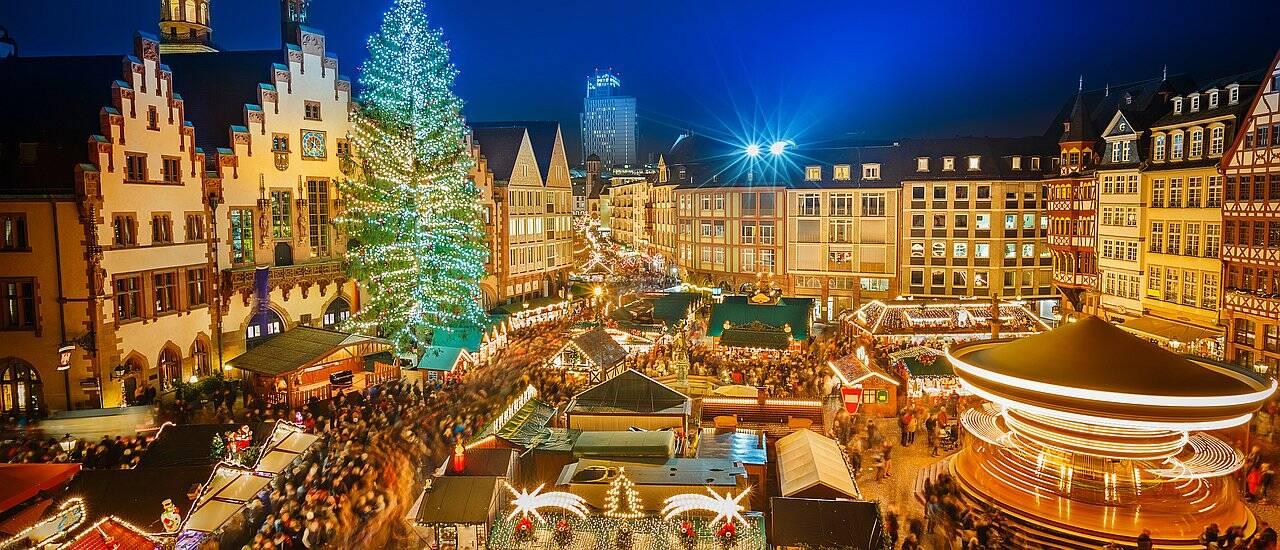 Christmas markets Germany - Frankfurt