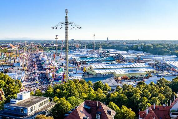 Oktoberfest & Co: The best public fairs and festivals in Germany