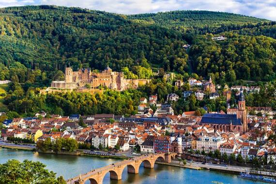 The best city breaks for group tours in Germany