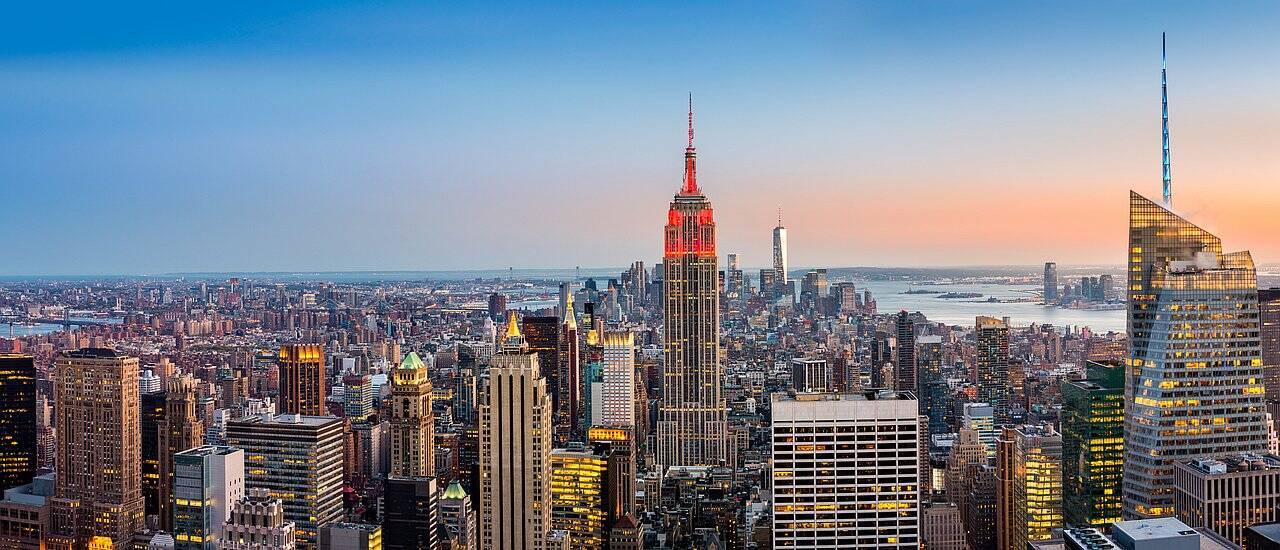 IQ worldwide - skyline New York