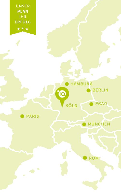 Headquarter Cologne IQ Incoming