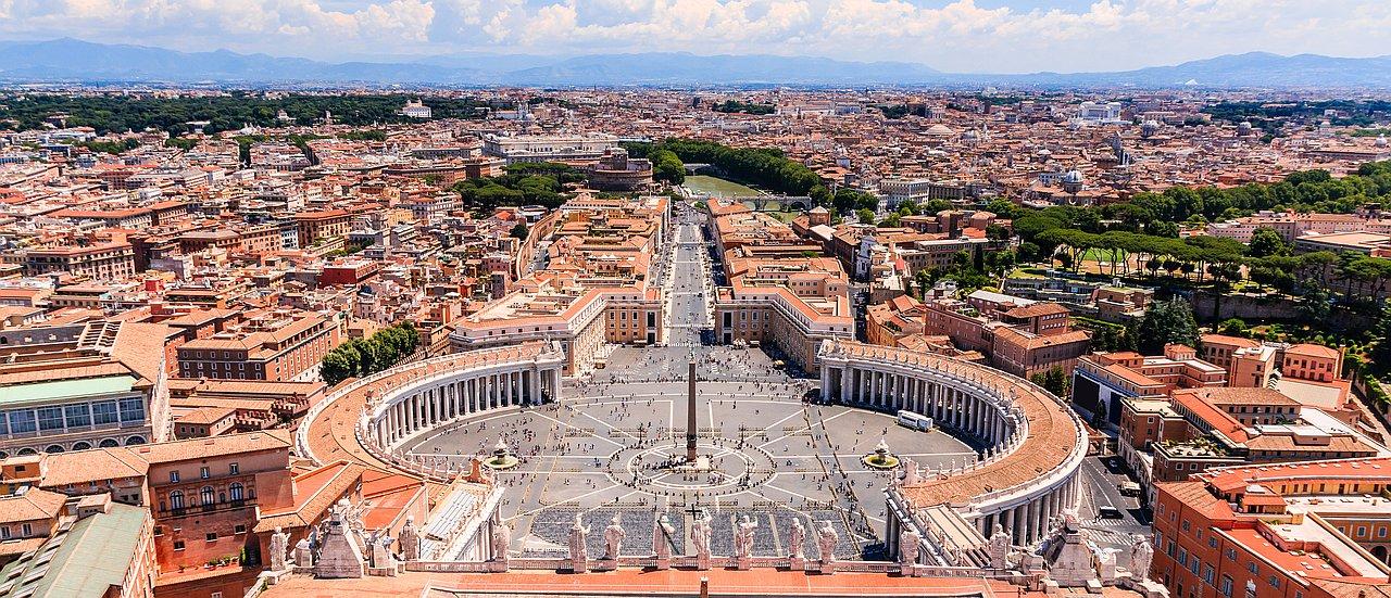 pilgrim tour Rome